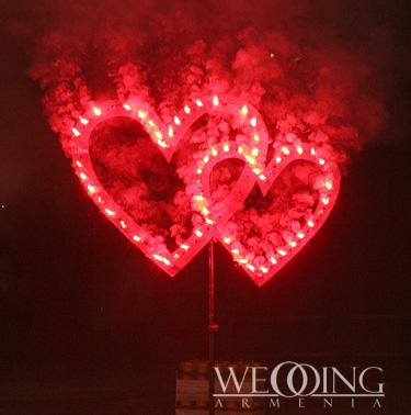 Огненное шоу на свадьбу Wedding Armenia