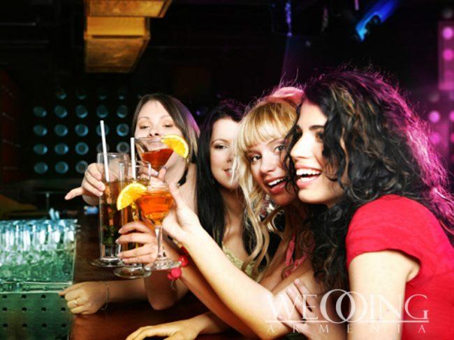 Bachelorette Party Wedding Armenia