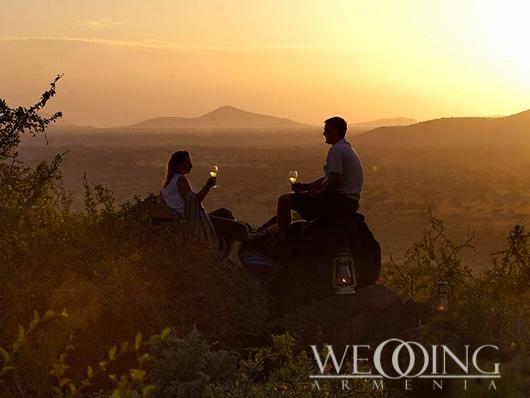 Honeymoon in Armenia