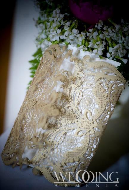 Wedding Armenia Пригласительный билет на свадьбу