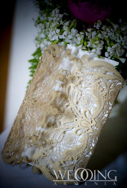 Wedding Armenia Հրավիրատոմսեր