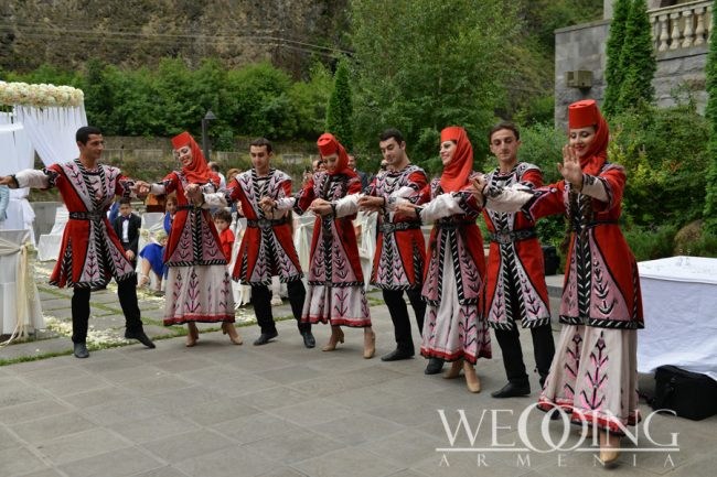 Wedding Armenia Шоу-программы на Свадьбу