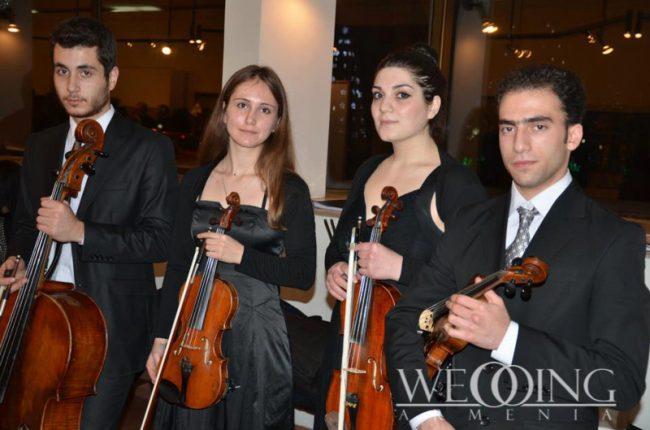Wedding Armenia Կենդանի երաժշտություն և DJ-ները Հայաստանում