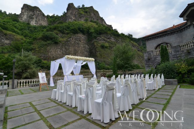 Wedding Flowers and Decoration in Armenia