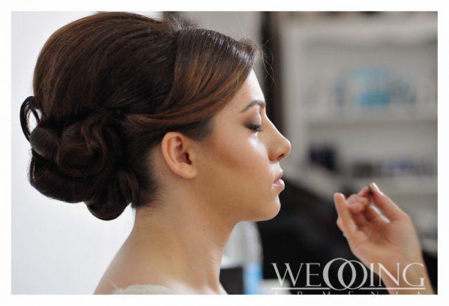 Свадебные прически макияж в Ереване
