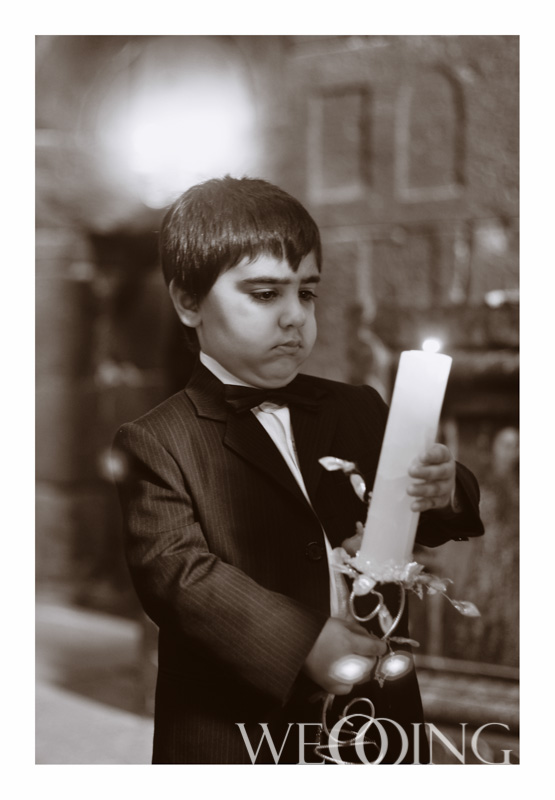 Wedding Armenia Ceremony at Church