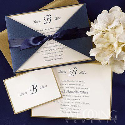 Wedding Armenia Wedding Invites