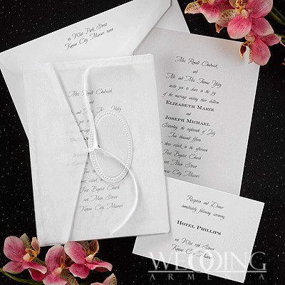 Свадебные приглашения