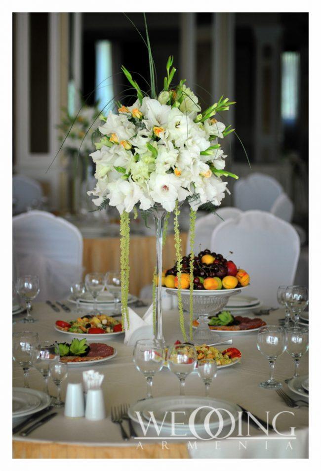 Свадьба в ресторане или банкетном зале Wedding Armenia