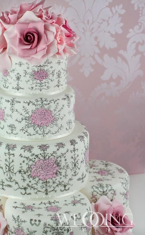 Эксклюзивные свадебные торты