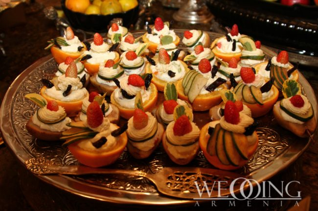 Wedding Armenia Wedding Catering Services