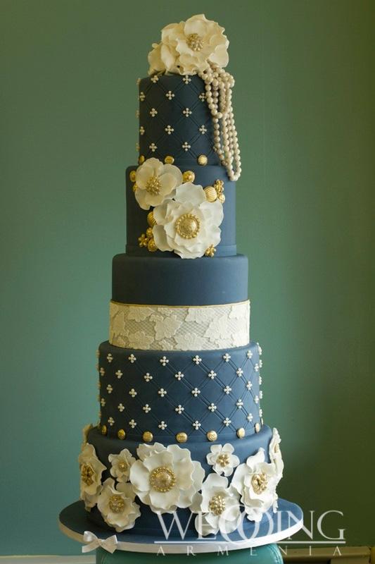 Original Cakes Wedding Armenia