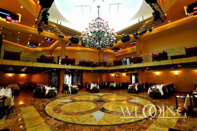 Wedding Halls in Armenia