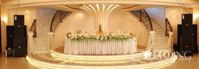 Best Restaurants for Wedding Venues in Armenia