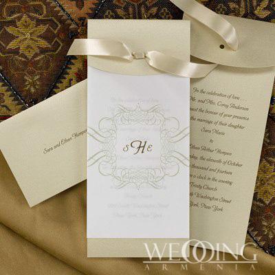 Wedding Armenia Հրավիրատոմսեր տարոսիկներ բացիկներ