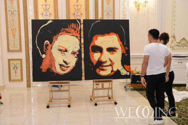 Wedding Armenia Wedding Toastmaster and Show Programs