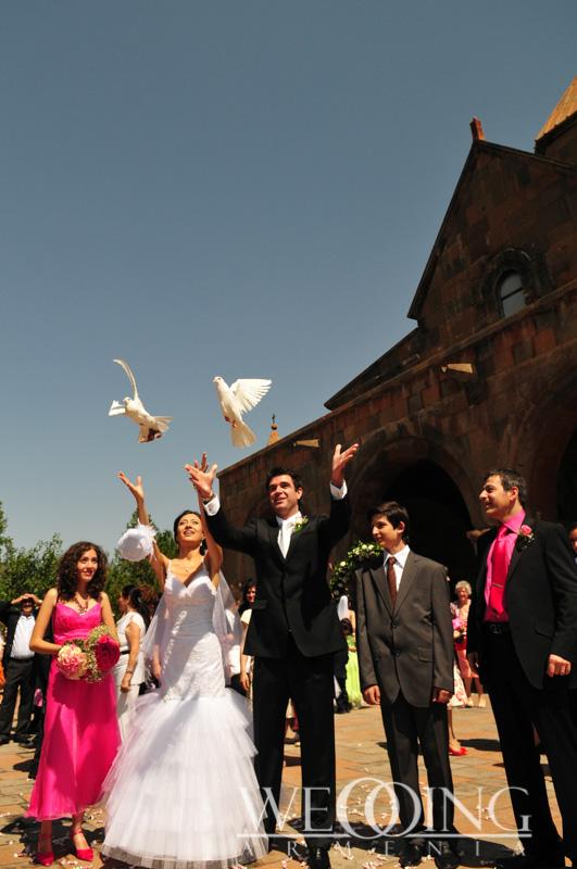 Венчание Свадьба