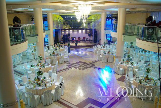 Рестораны для свадьбы в Армении