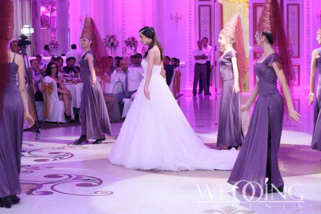 Bride's Dance At Armenian Wedding