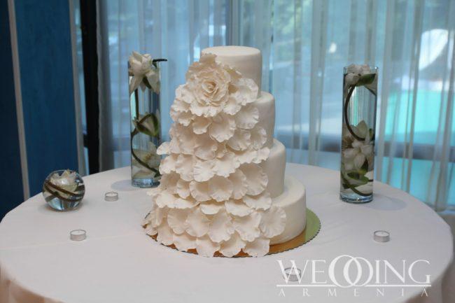 Elegant Wedding Cakes Wedding Armenia
