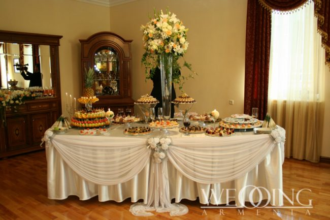Wedding Armenia Кейтеринг на свадьбу