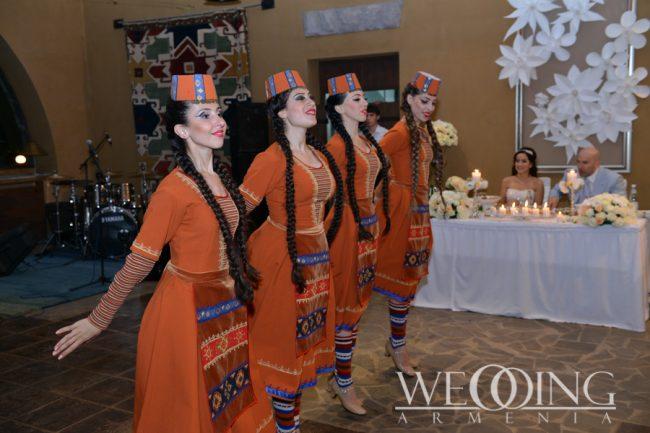 Leading to the Armenian Wedding
