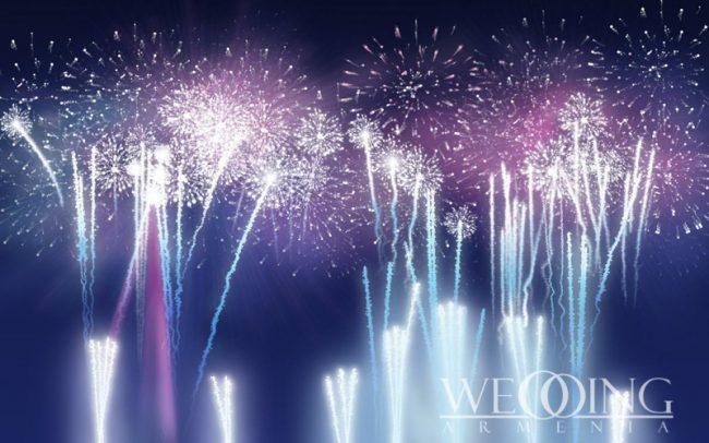 Indoor & Outdoor fireworks
