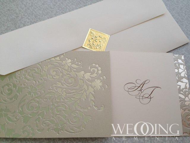 Wedding Armenia Հրավիրատոմս այցեքարտ բացիկ