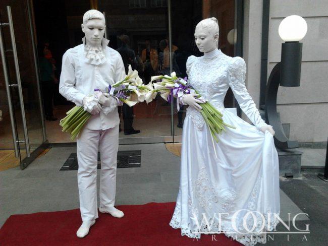 Wedding Armenia Show Program