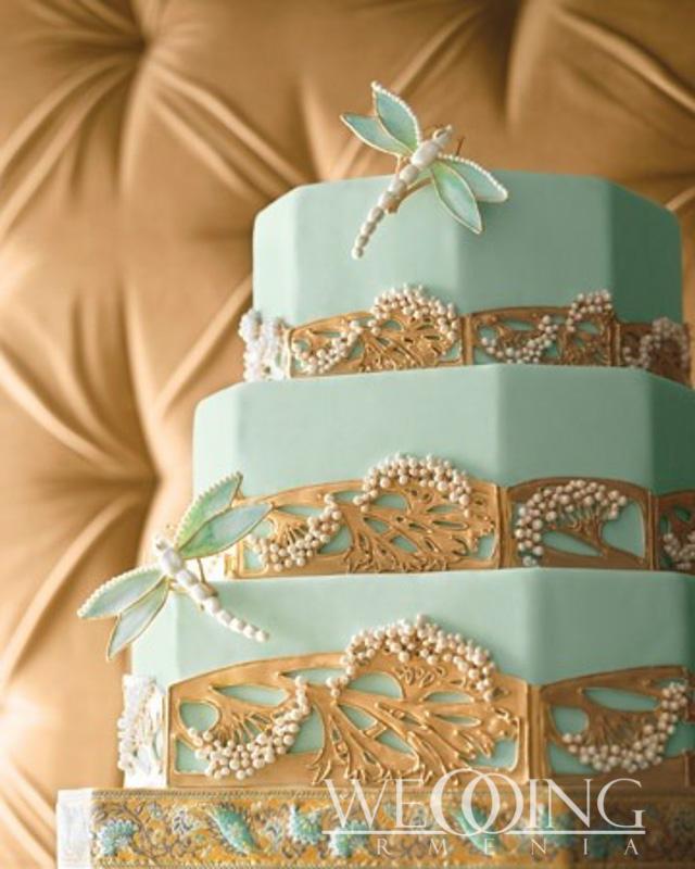 The Prettiest Wedding Cakes