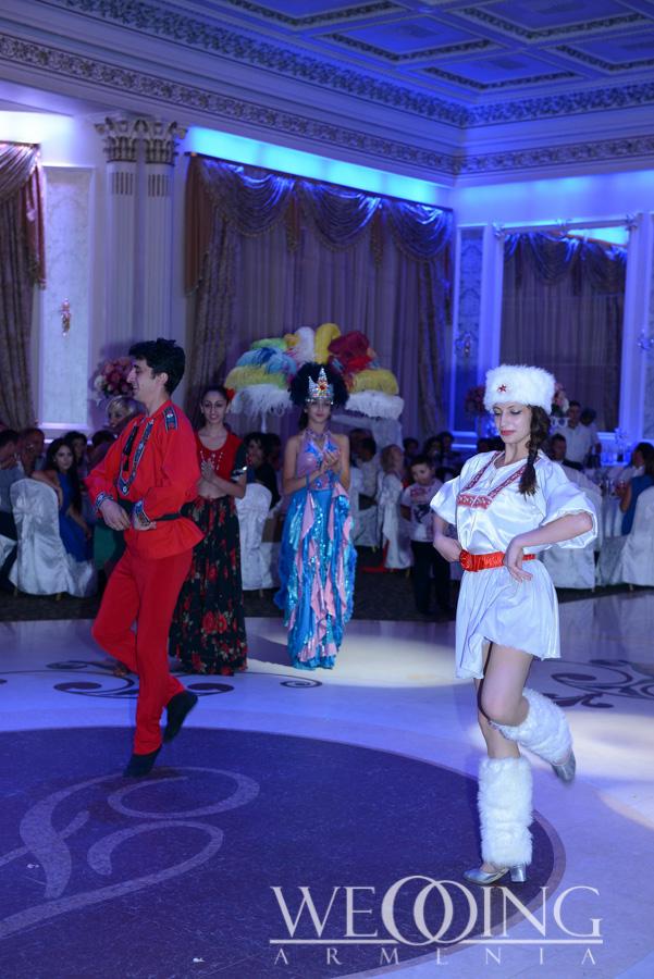 Шоу-программа на свадьбу