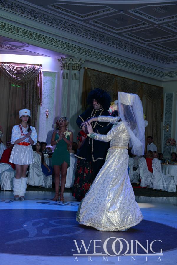 Шоу-программа на свадьбу и праздники Wedding Armenia