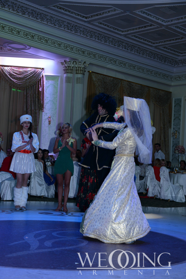 Հարսանեկան Շոու Ծրագիր և Թամադա Հայաստանում Wedding Armenia