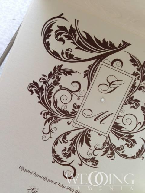 Wedding Armenia Creative Wedding Invitation Cards