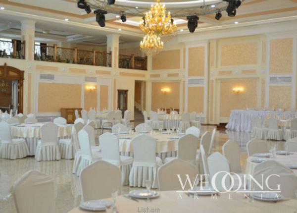 Wedding Venue Banquet Hall in Armenia