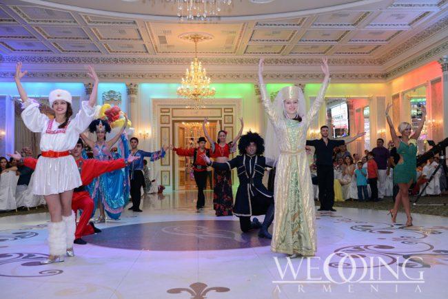 Свадебный тамада и Шоу Программы в Армении