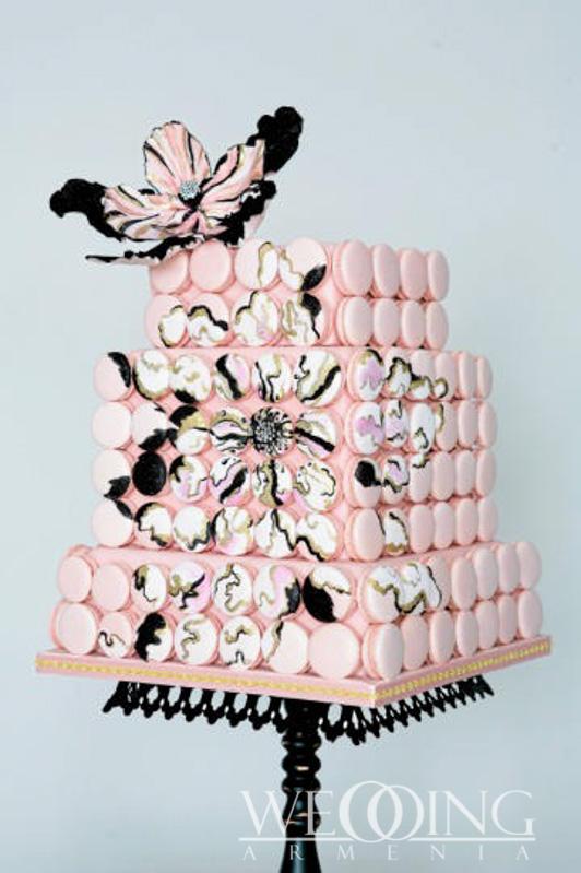 Cakes for Weddings in Armenia