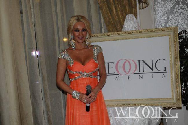 Best Show programs for the Wedding Armenina