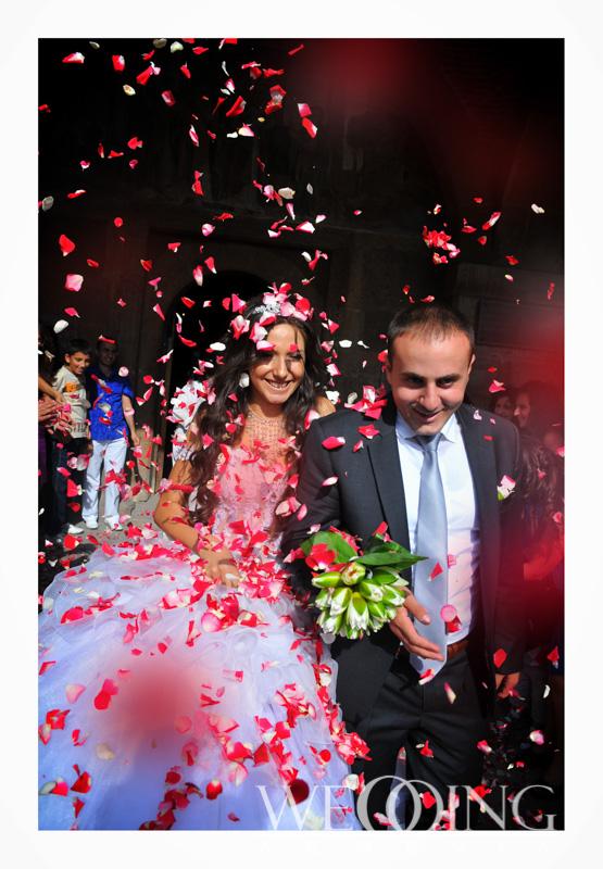 Венчание в Армянской Церкви WeddingArmenia