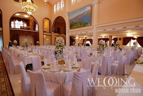 Wedding Armenia լավագույն բանկետային և հարսանյաց ռեստորաններ
