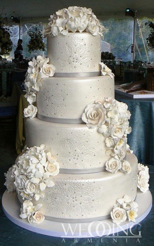 Лучшие свадебные торты