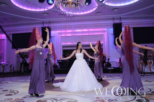 Bride Dance Wedding Armenia