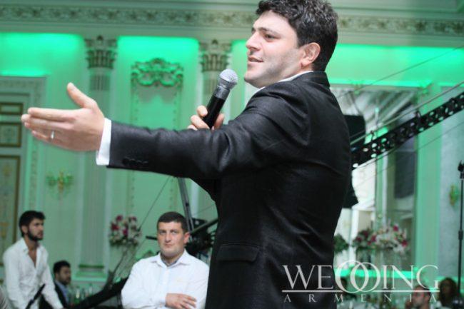 Երգիչներ հարսանիքի և այլ միջոցառումների համար Հայաստանււմ Wedding Armenia