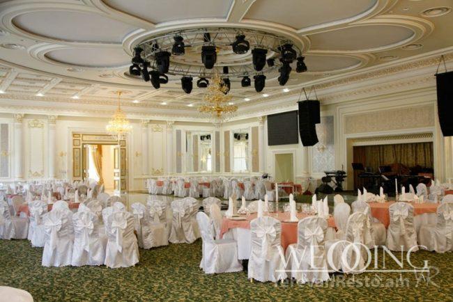 Banquet Hall Restaurant Wedding Venues in Armenia