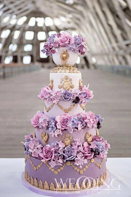 Wedding Armenia Самые красивые свадебные торты