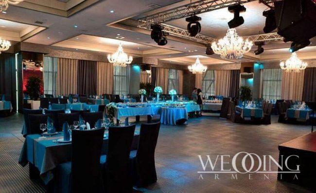 Банкетные залы Wedding Armenia