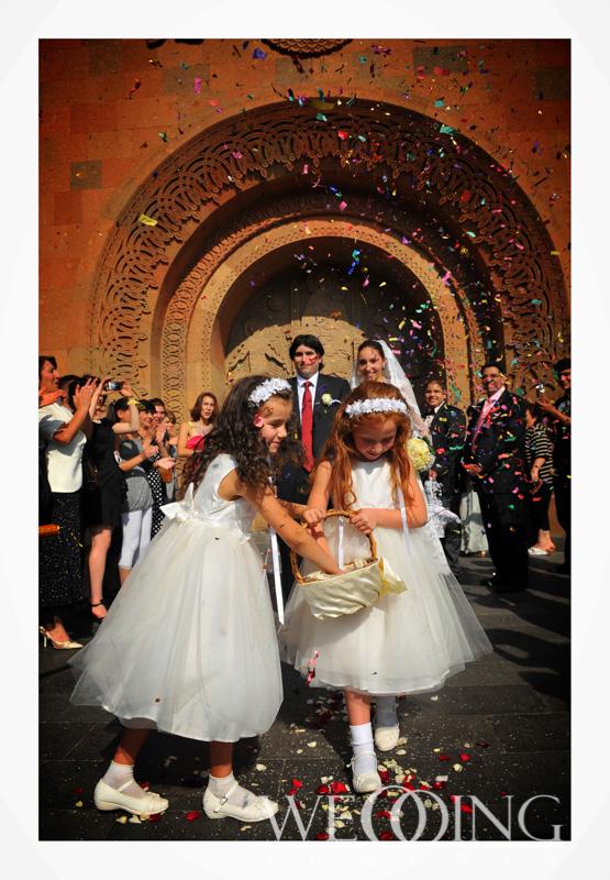 Church ceremony Wedding Armenia
