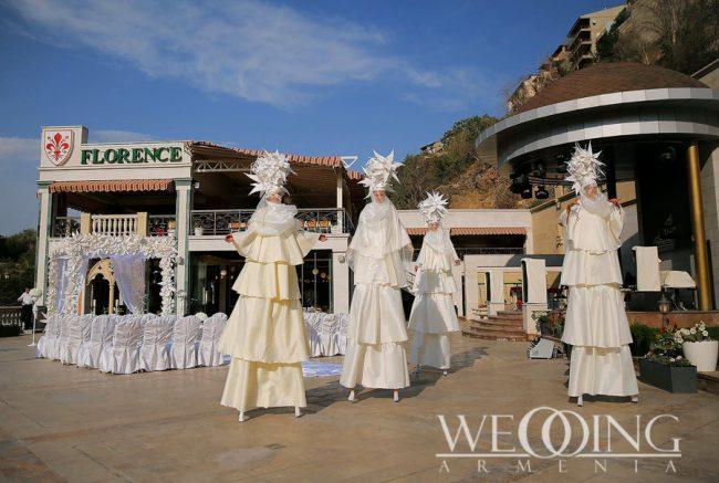 Все виды шоу на свадьбу Wedding Armenia