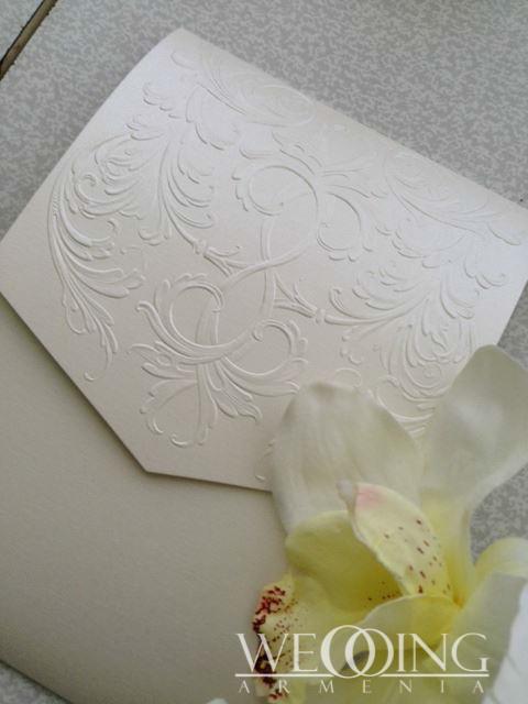 Invitation Card in Armenia Wedding Armenia