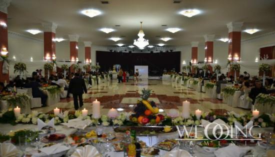 Հարսանյաց սրահներ Երևանում